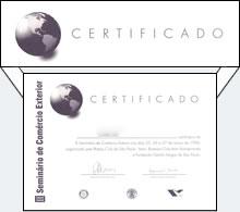Certificado Brasileiro : from £13