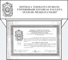 Diploma Brasileiro : £28