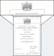 British Diploma : £28