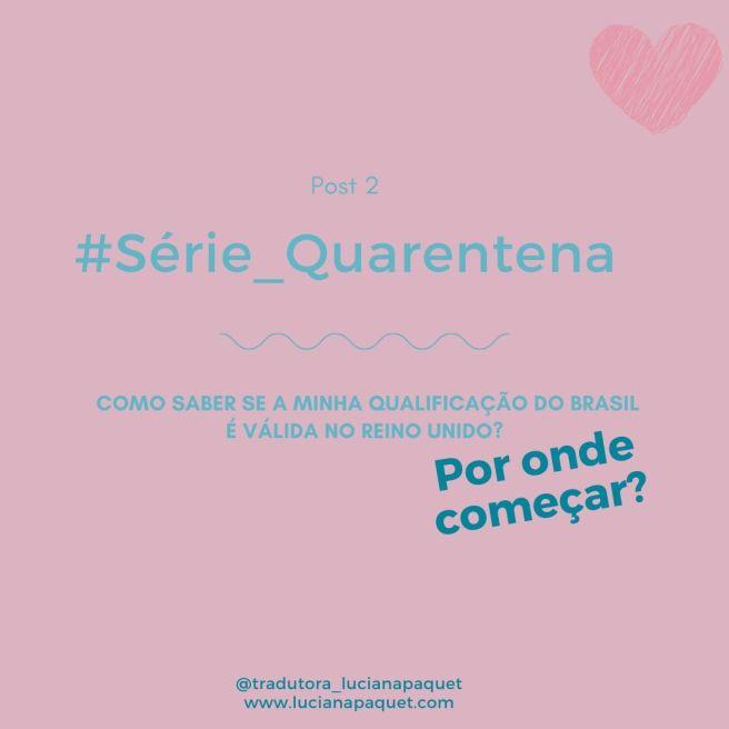 #Série_Quarentena